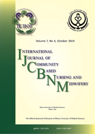 International Journal of Community Based Nursing & Midwifery