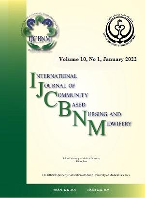 International Journal of Community Based Nursing & Midwifery